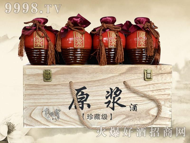 三国原浆酒珍藏级(坛)
