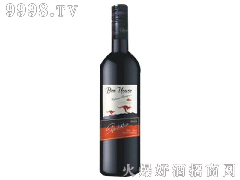 奔鼠赤霞珠干红葡萄酒