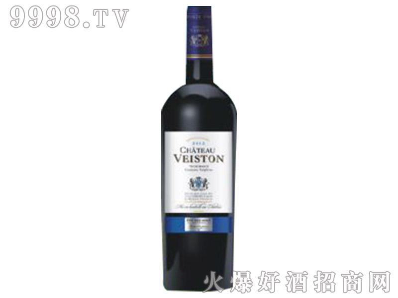 威斯顿赤霞珠干红葡萄酒2012
