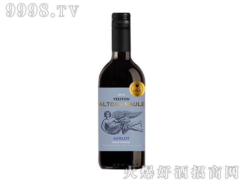 智利艾迪洛斯美乐187ml葡萄酒