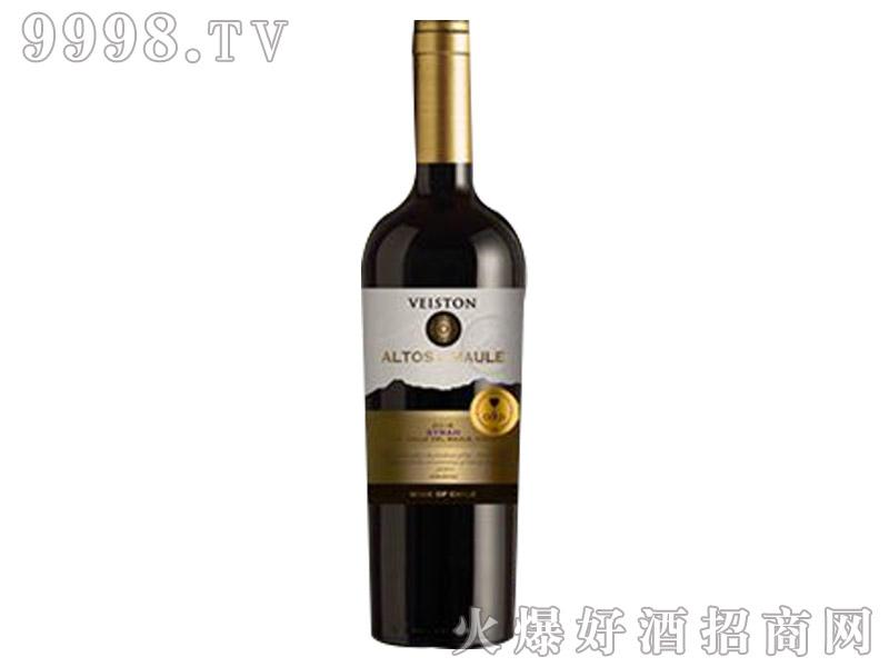 智利艾迪洛斯西拉干红葡萄酒