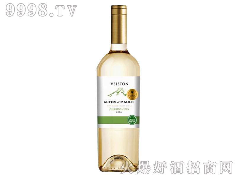 智利艾迪洛斯霞多丽葡萄酒-红酒招商信息