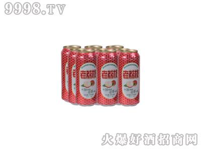 达利园老荔枝果味饮料(塑包)