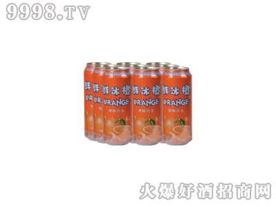 达利园鲜冰橙果味饮料(塑包)