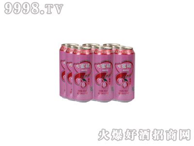 达利园水蜜桃果味饮料(塑包)