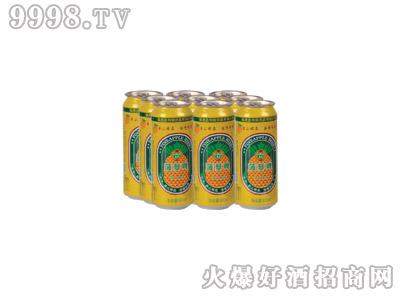 达利园菠萝啤果味饮料(塑包)