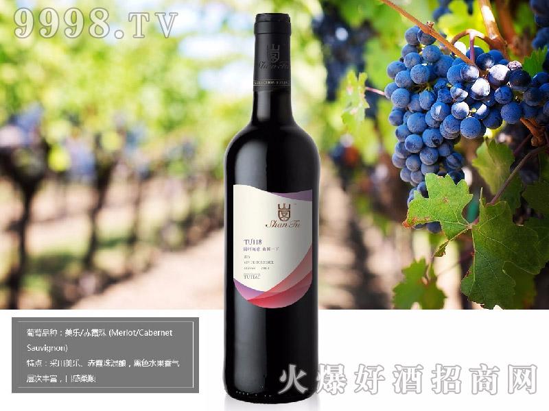 山图干红葡萄酒TU118