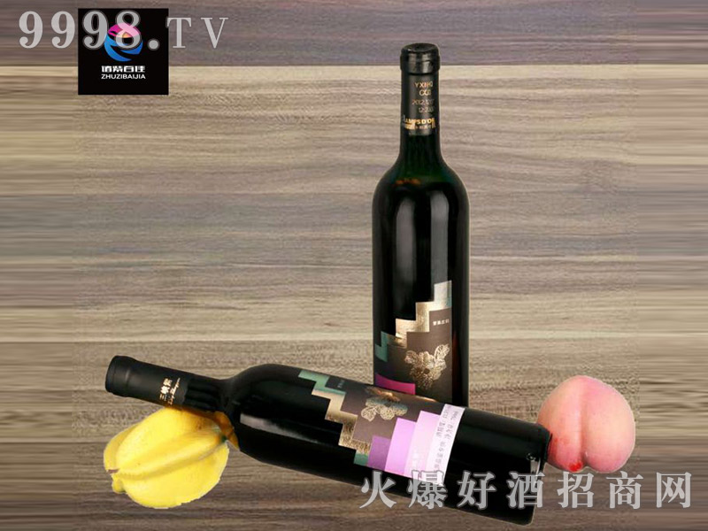 三峡紫桑椹酒750ml(瓶)
