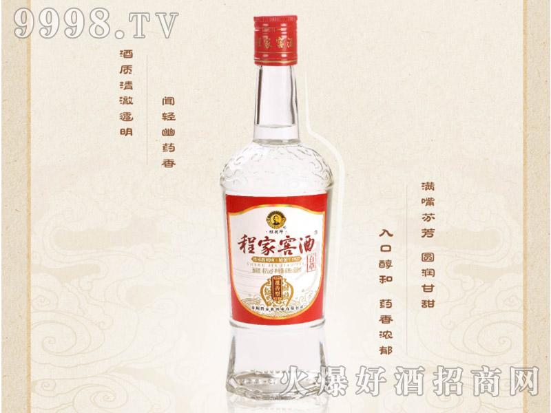 程家窖酒红牌(老药香)46°500ml