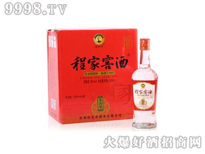 程家窖酒红牌(老药香)46°500ml×6瓶