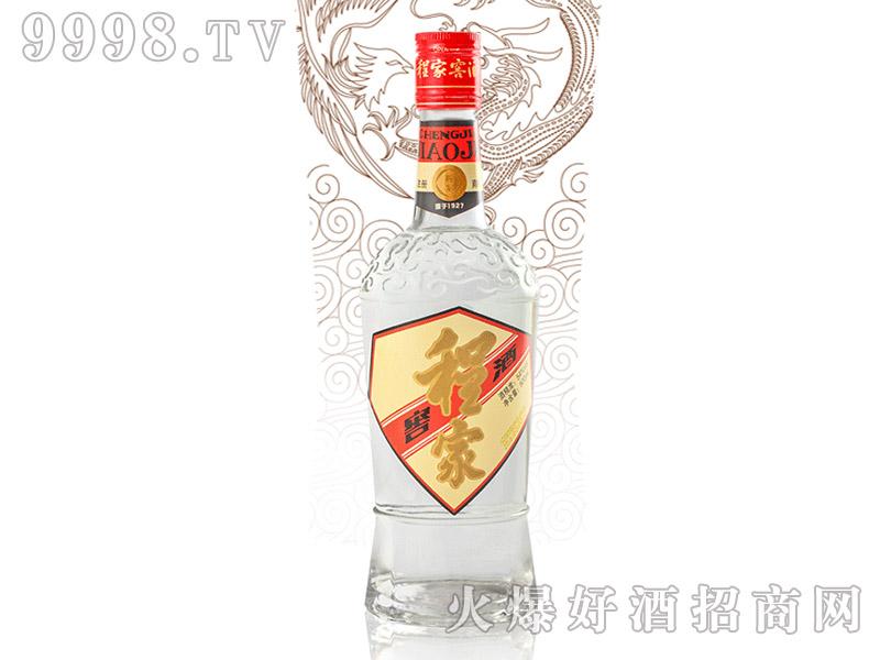 程家窖酒80年代(老药香)54°500ml瓶