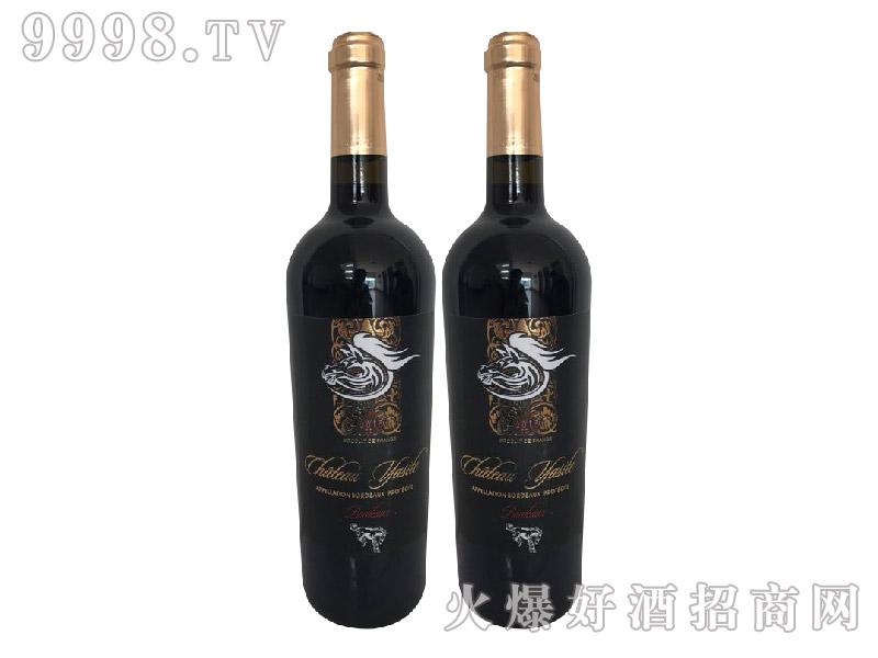 澳大利亚蝴蝶谷酒庄白马伯爵干红葡萄酒