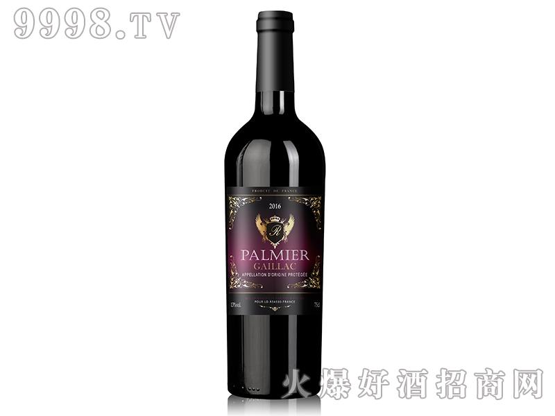 棕榈树干红葡萄酒