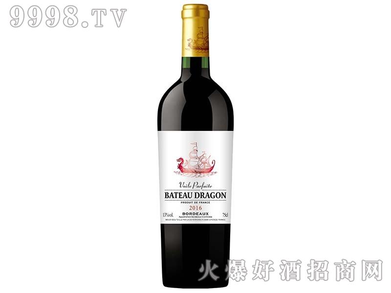 龙船-美渡干红葡萄酒