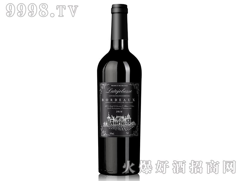 勒图嘉内城堡干红葡萄酒