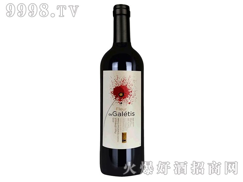 卡乐迪斯之花干红葡萄酒