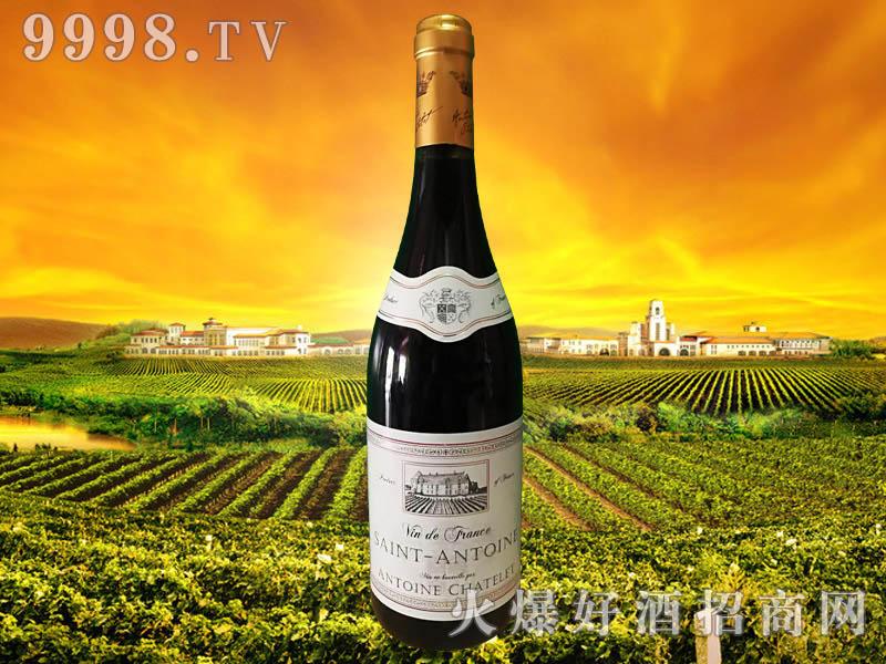 安东尼城堡干红葡萄酒