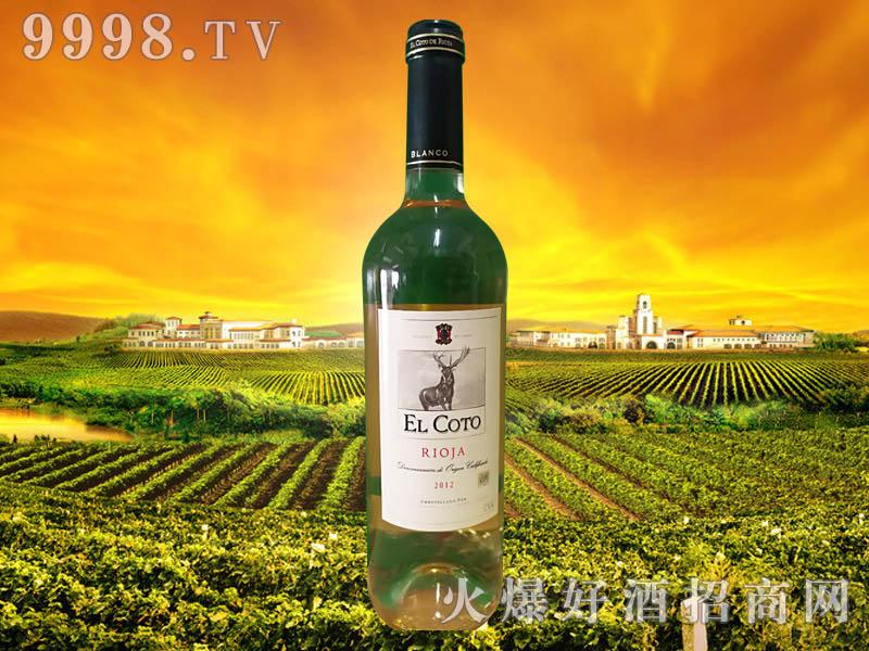 雄鹿堡干白葡萄酒