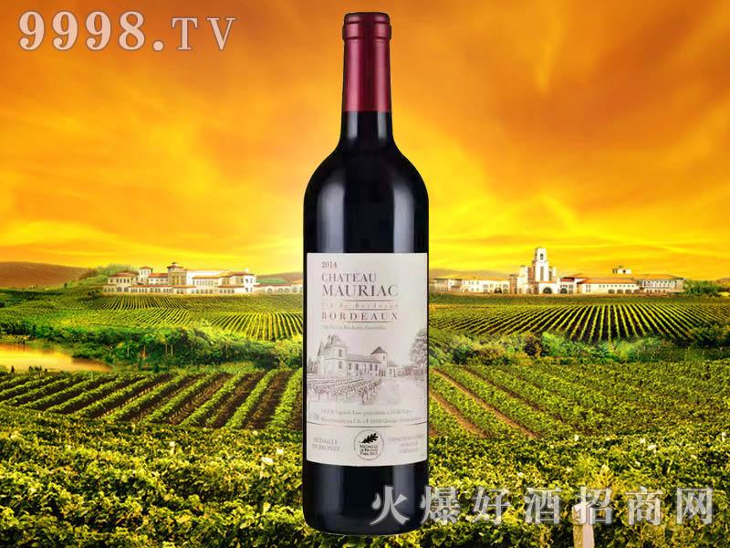 中粮名庄荟莫里亚酒庄干红葡萄酒