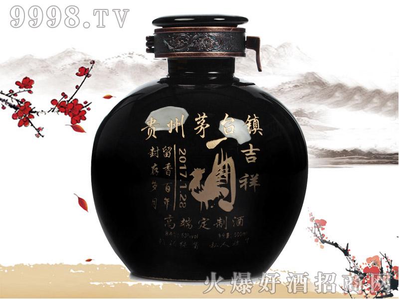 赖领个性化定制酒500ml-白酒招商信息