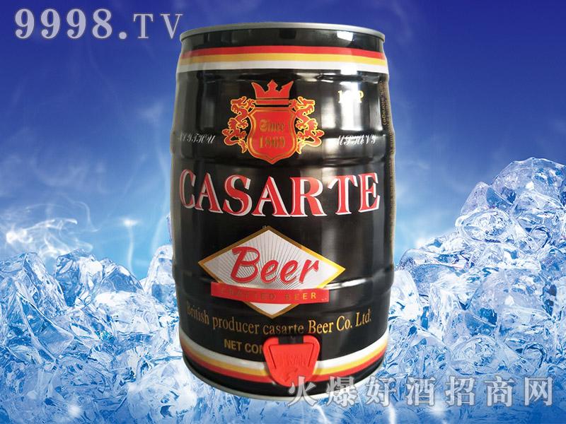 英国卡萨帝黑啤酒5L