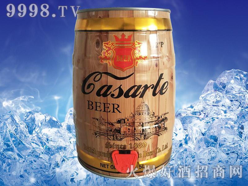 英国卡萨帝啤酒5L
