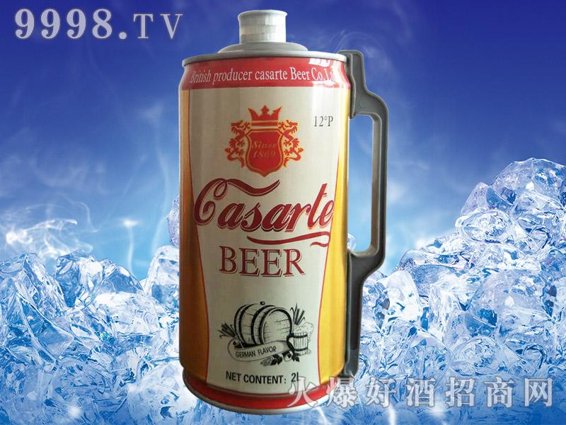 英国卡萨帝啤酒2L