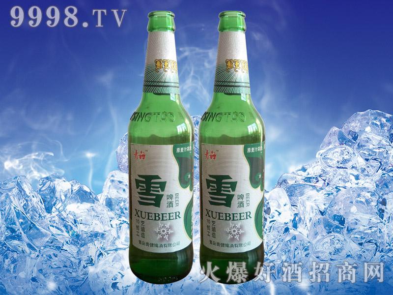 青州雪啤酒500ml