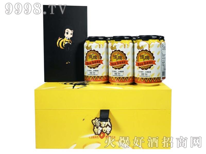 嗡星人蜂啤酒礼盒组合