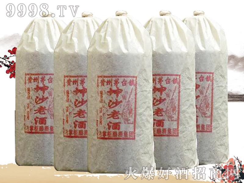赖领坤沙老酒系列