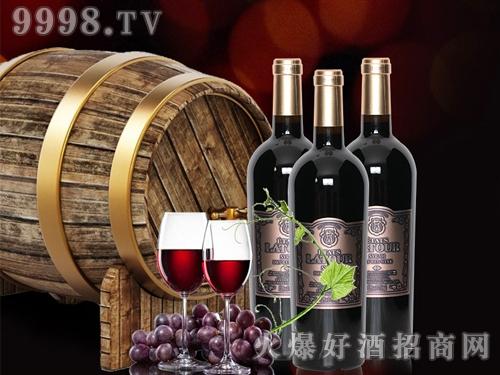 法国原酒进口美拉图西拉干红葡萄酒