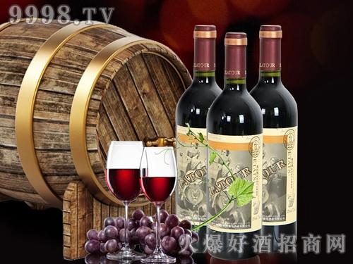 法国原酒进口美拉图特选级干红葡萄酒