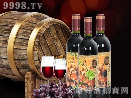 美拉图珍藏级美乐干红葡萄酒