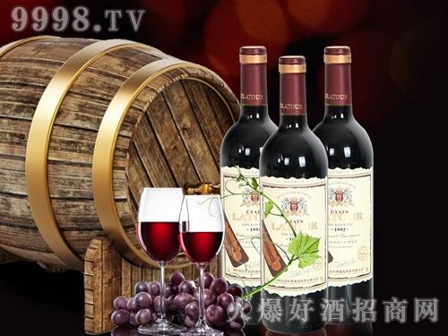 美拉图特级干红葡萄酒1992