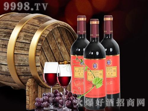 美拉图酒庄干红葡萄酒