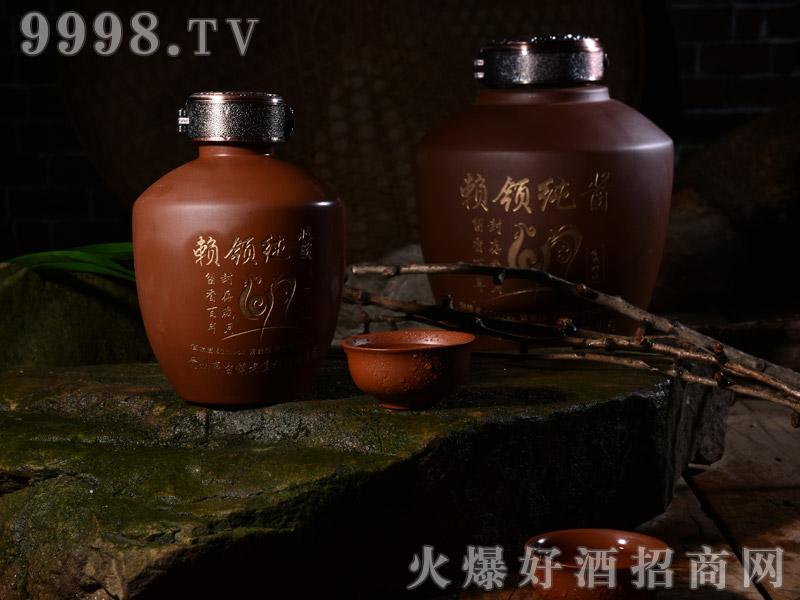赖领纯酱紫砂坛4