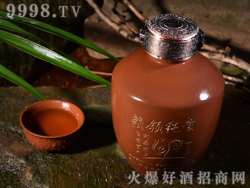 赖领纯酱紫砂坛1