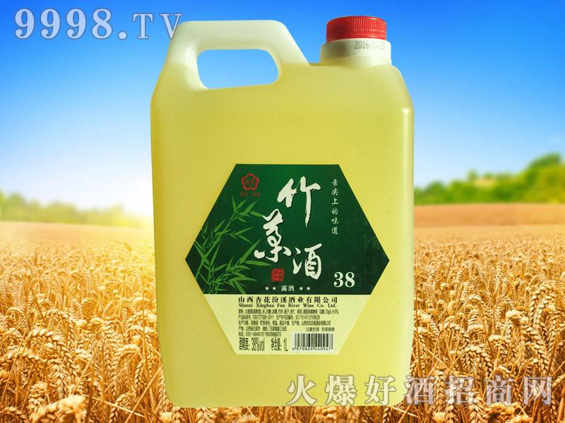 杏艺竹叶酒38°1L