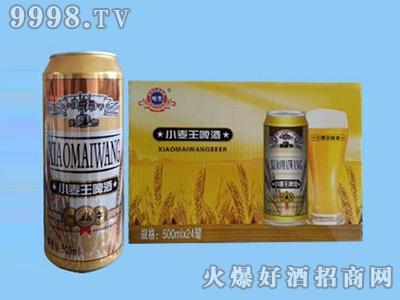 鑫利源小麦王啤酒500mlx24