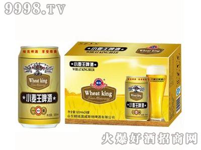 鑫利源小麦王啤酒320mlx24