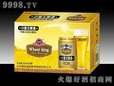 哈克小麦啤酒320mlx24