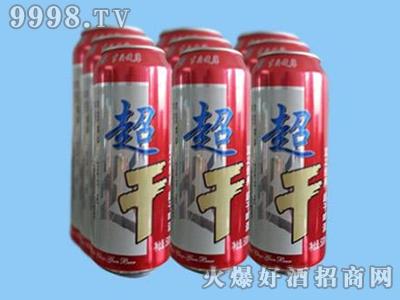 鑫利源超干啤酒500mlx9