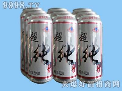 鑫利源超纯啤酒500mlx9