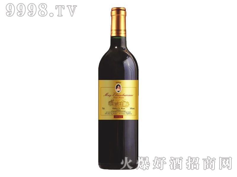 梅・伊利莲女爵珍藏红葡萄酒