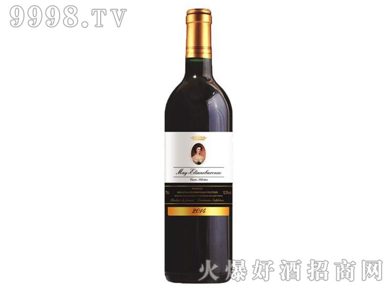 梅・伊利莲女爵优选红葡萄酒