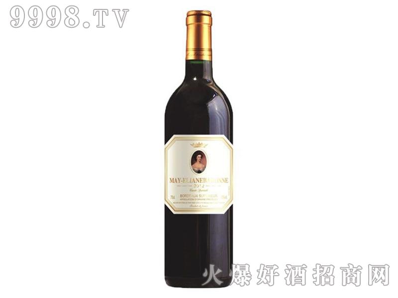 梅・伊利莲女爵特酿红葡萄酒