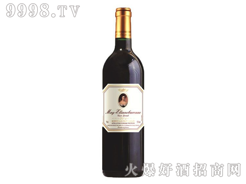 梅・伊利莲女爵经典红葡萄酒