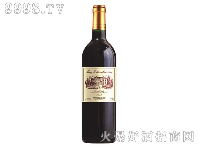 梅・伊利莲女爵古堡红葡萄酒