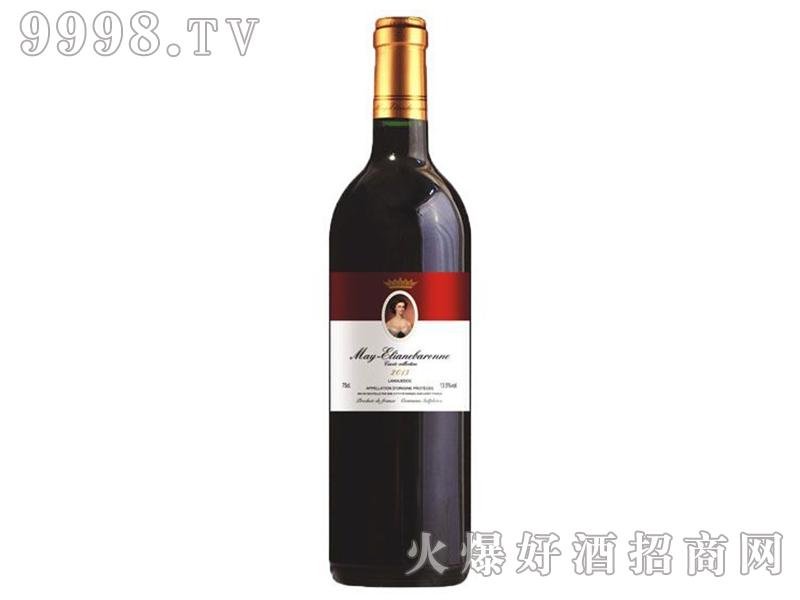 梅・伊利莲女爵精选红葡萄酒