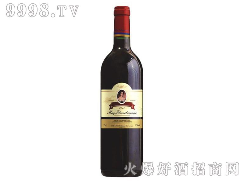 梅・伊利莲女爵干红葡萄酒